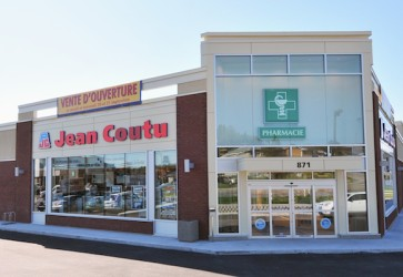Jean Coutu store network sees Q1 sales uptick