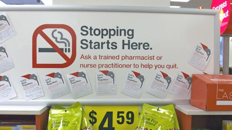 CVS adds funds to tobacco-free campaign