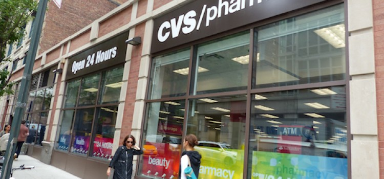 CVS Pharmacy moves ahead with front-end strategy