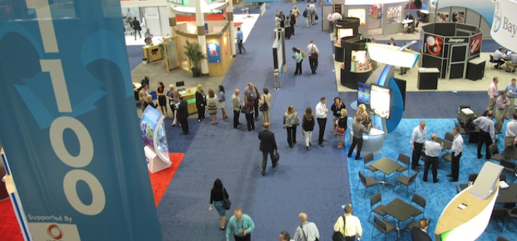 A look at the trade show circuit