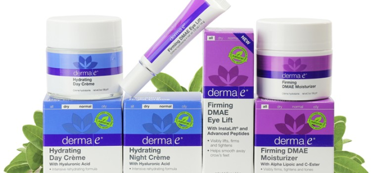 Derma e products now available at Target
