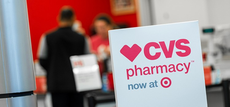 CVS Pharmacy makes its debut in Target