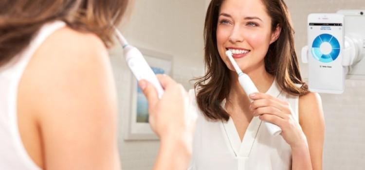 Oral-B Genius encourages smarter brushing