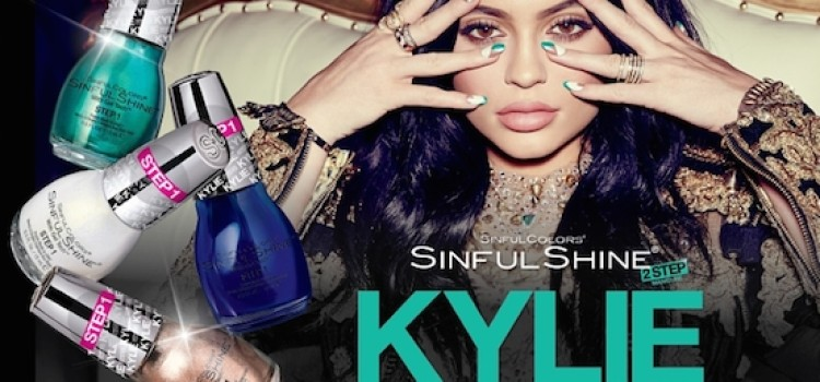 SinfulColors to debut Kylie Jenner nail colors