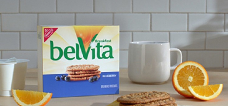 BelVita launches 'Steady Morning Energy' campaign