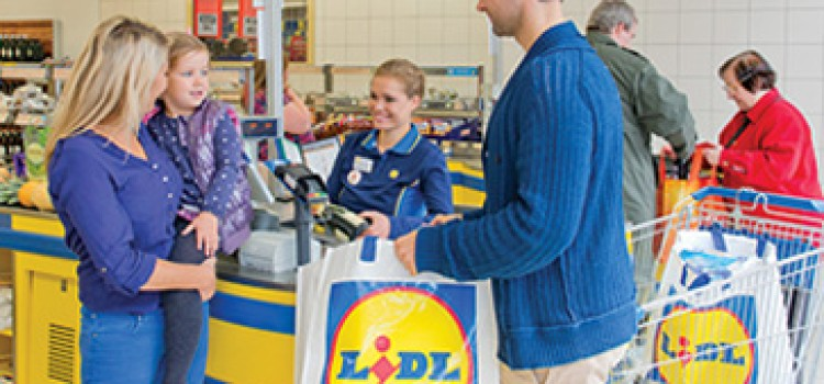 Dynamic U.S. market will put Lidl to test