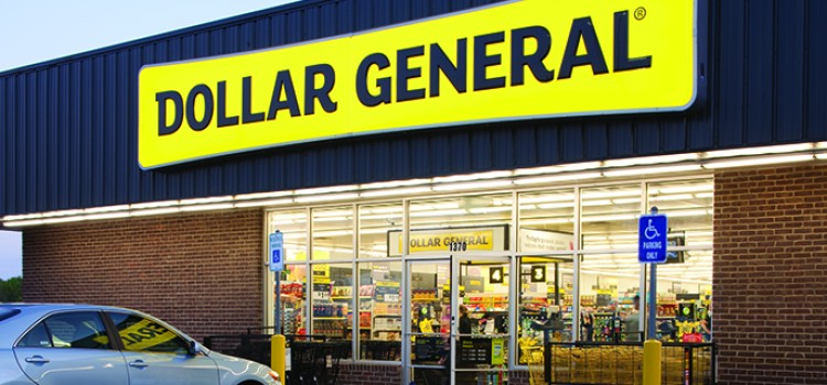 Dollar General posts sales gains in first quarter