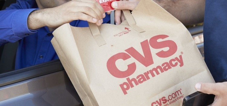 CVS launches curbside pickup via mobile app