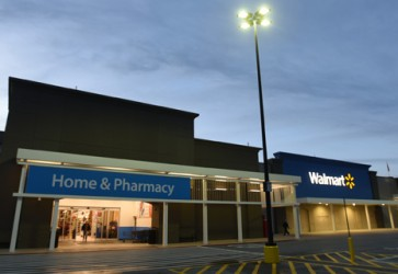 Walmart first quarter results beat expectations