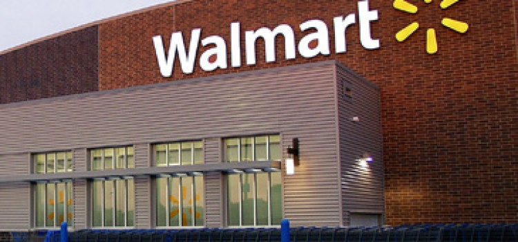 Walmart on the move