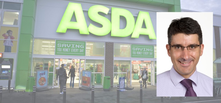 Walmart's Sean Clarke to become Asda CEO