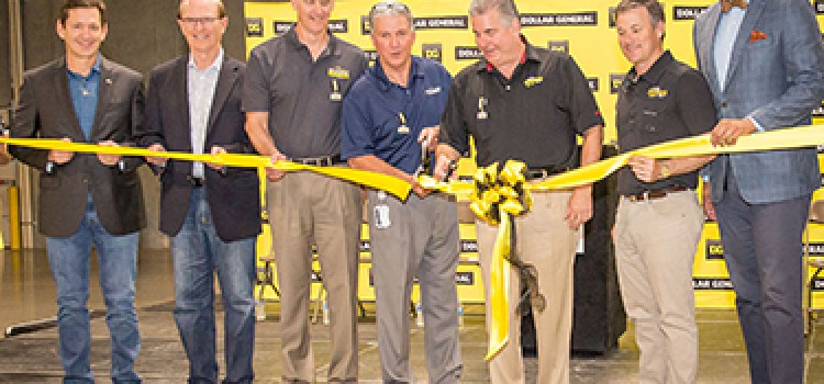 Dollar General opens San Antonio distribution center
