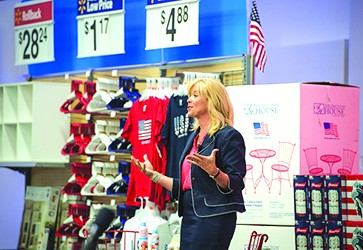 Walmart puts muscle behind Made in the USA push
