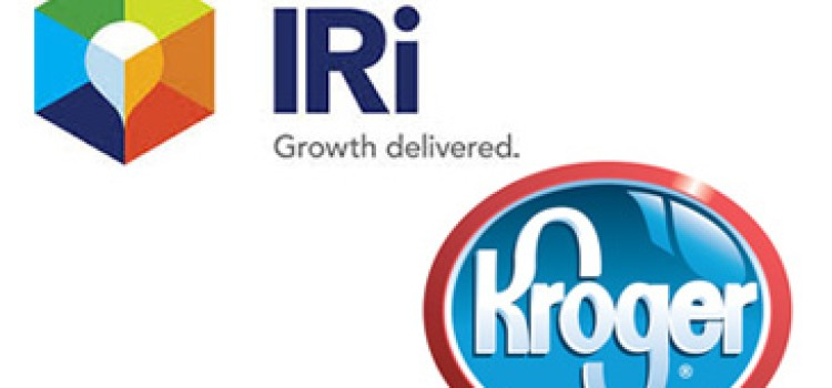 Kroger names IRI as preferred market measurement partner