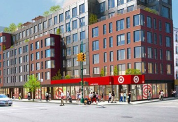 Target is flexible on store size