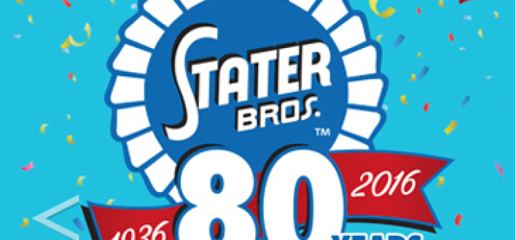 Customers help Stater Bros. mark milestone