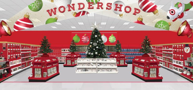 Target reveals its holiday strategy