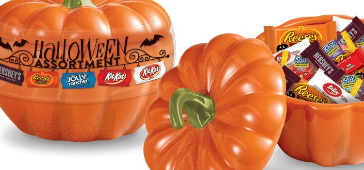 Hershey's new 2016 Halloween offerings