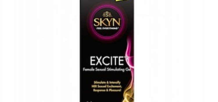 Ansell adds Excite gel to SKYN line