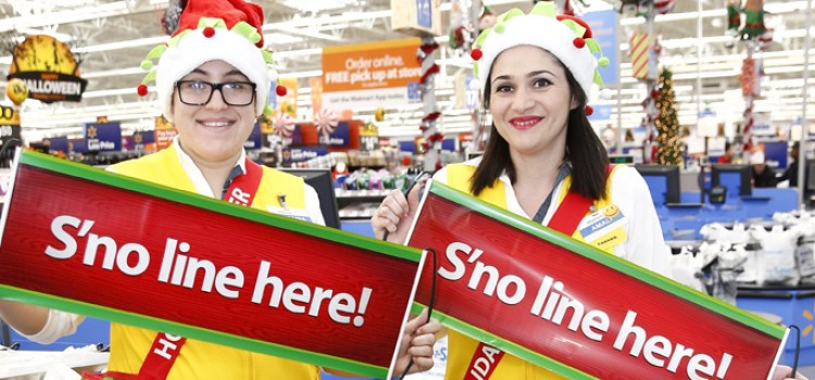 Walmart plans to make holiday shopping fun
