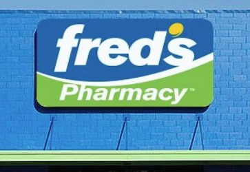 Fred's reports decreased sales for October