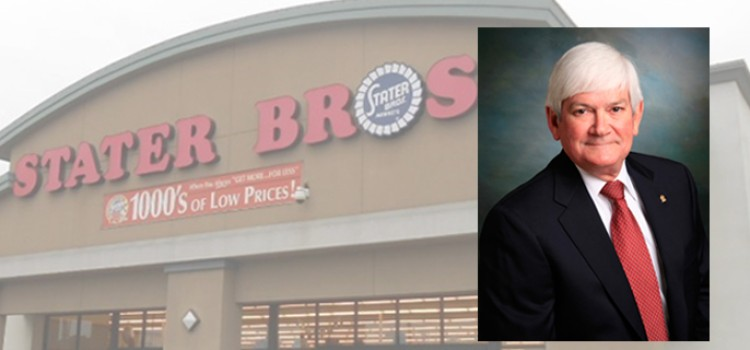 Phillip Smith tapped as Stater Bros. chairman