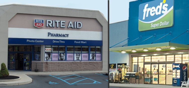 Fred's agrees to buy 865 Rite Aid stores