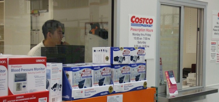 Costco settles with DOJ over improper pharmacy controls