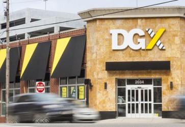 Dollar General opens first DGX store