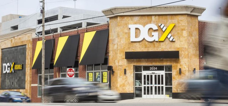 Dollar General opens first DGX store