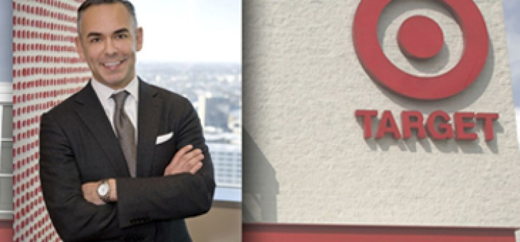 Target names Rick Gomez as marketing chief