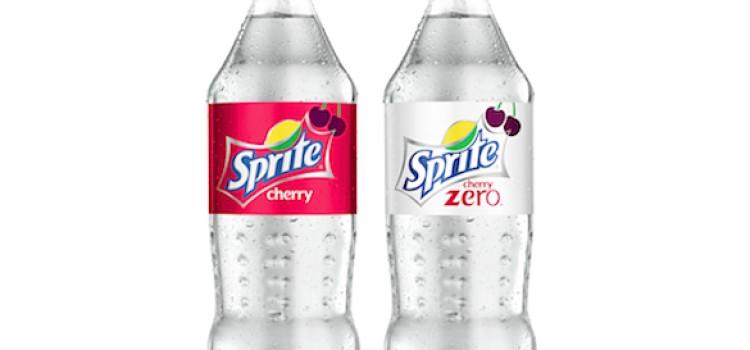 Coca-Cola debuts Sprite Cherry beverages