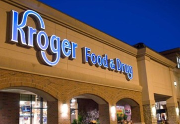 Kroger's Q4 net income slides