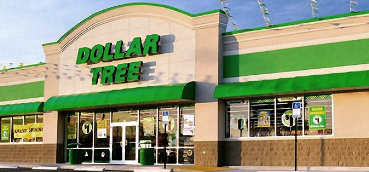 Dollar Tree saw sales gains in March