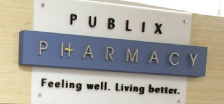 Publix Pharmacy offers home delivery of prescriptions