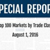 Top 100 Markets by Trade Class — Issue includes ranking of Top 100 OTC-HBC Retailers