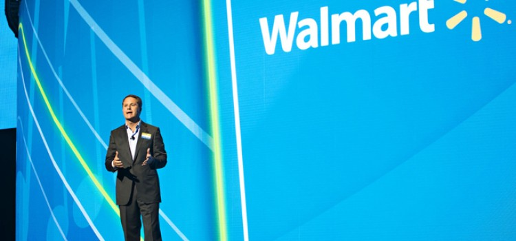Walmart vows to reinvent shopping