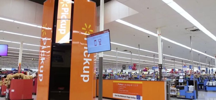 Walmart to add Pickup Towers to 100 stores