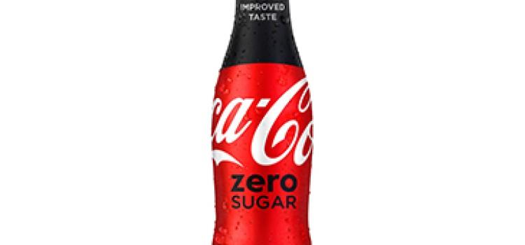 Coca-Cola Zero Sugar launches in U.S.