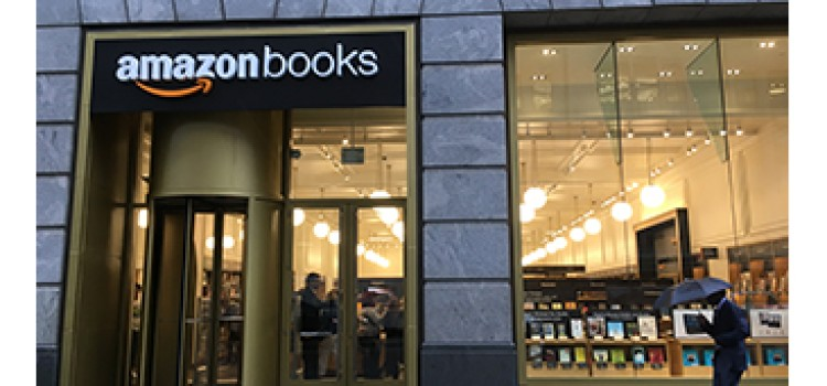 Amazon Books expands NYC presence