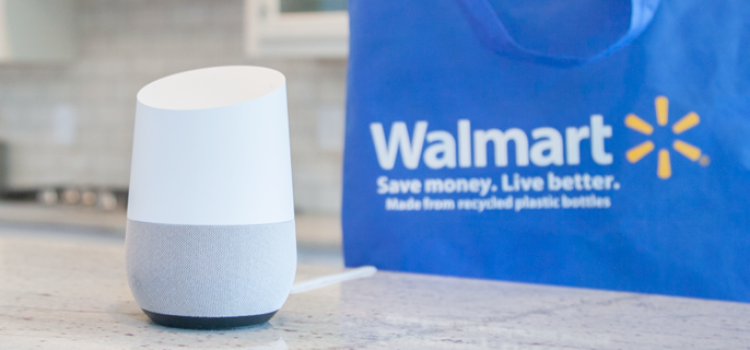 Walmart to offer products on Google Express