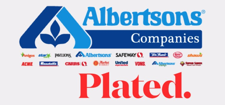 Albertsons buys Plated meal kit service