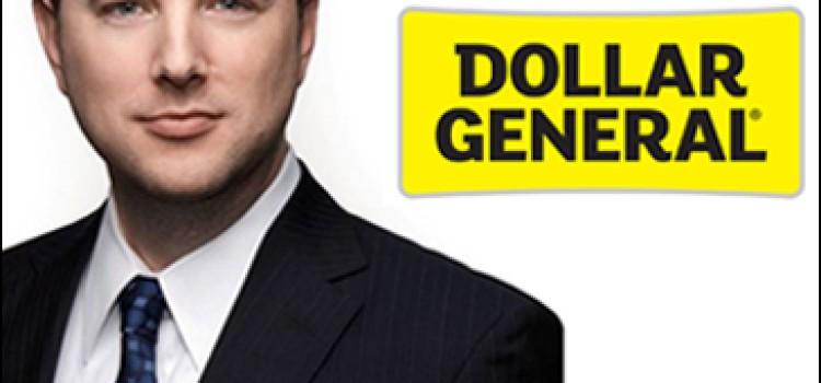 Dollar General names Scruggs chief digital officer