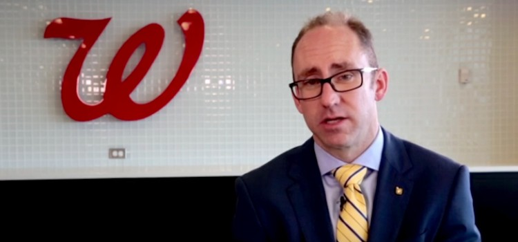 Ashworth named Walgreens operations president