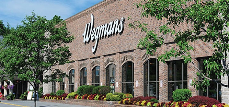 Wegmans honored as No. 1 best place to work