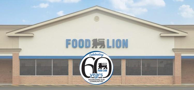 Food Lion marks 60th anniversary