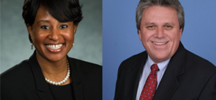 Kroger promotes two executives