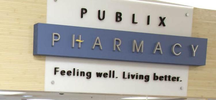 Publix Pharmacy program offers generics for $7.50