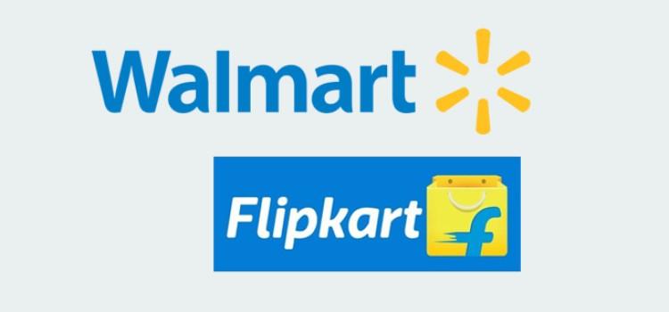 Walmart agrees to take a 77% stake in Flipkart