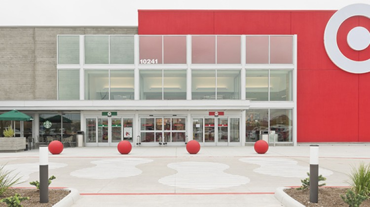 Target reports holiday sales, leadership changes